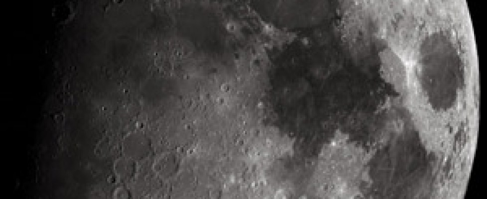116 MP Mosaic of the Moon