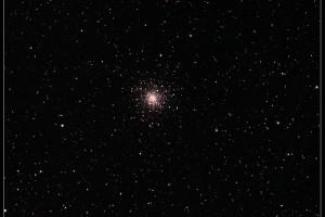 M10 - Globular Cluster in Ophiuchus