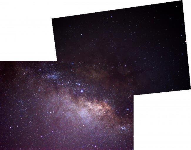 Mega Milky Way