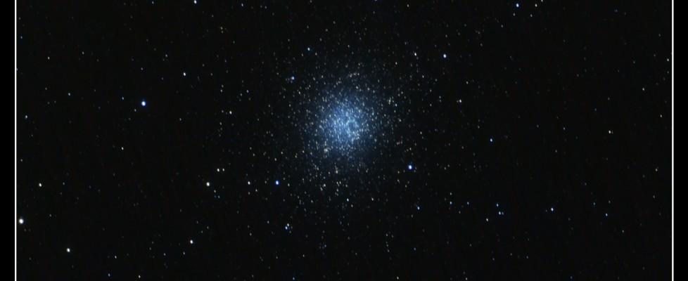 NGC5139 - Globular Cluster in Omega Centauri