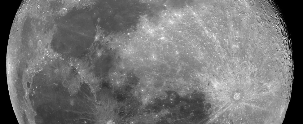 Waning Gibbous Moon (98% Full)