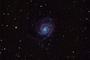 M101: Galaxia Espiral