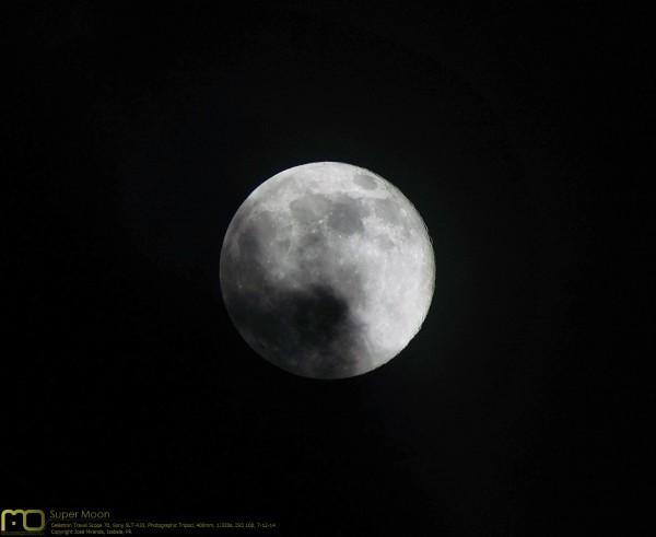Super Moon 7-12-14