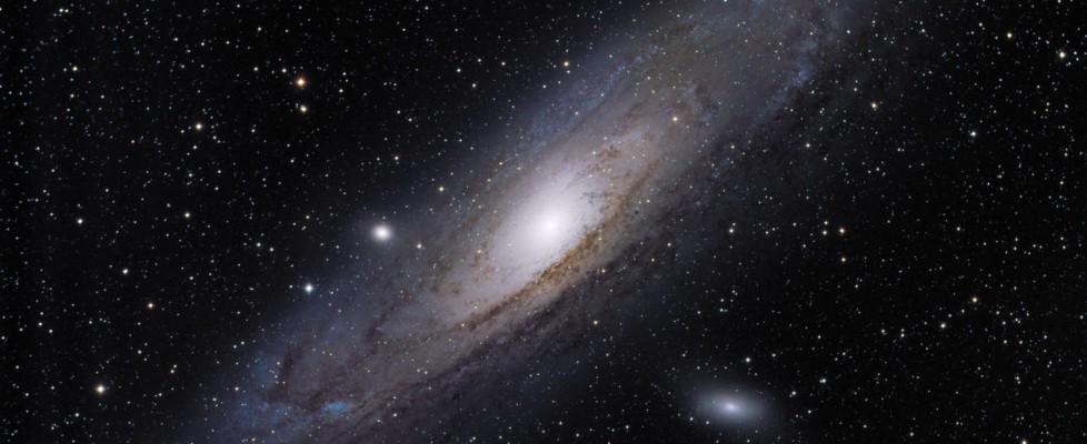 Galaxia Andrómeda (LRGB)